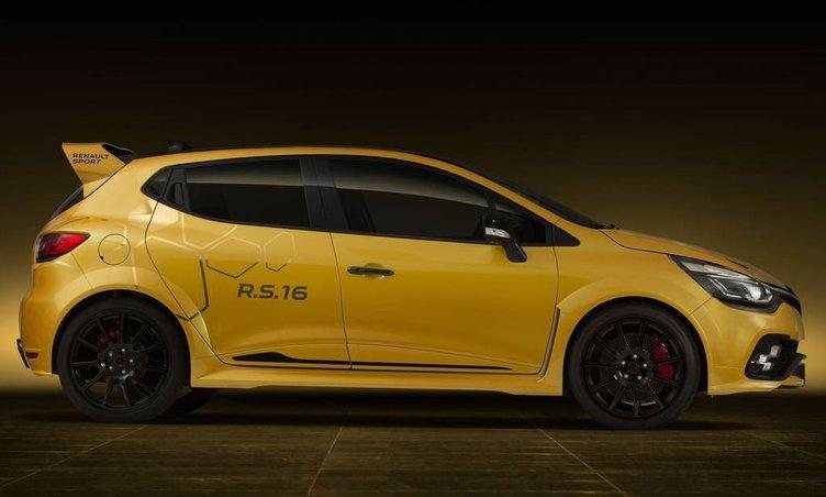 Renault'tan çok özel Clio