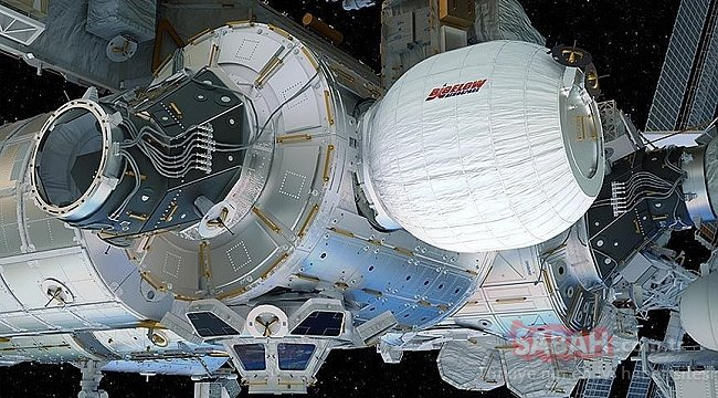SpaceX kargo mekiği UUİ'ye ulaştı