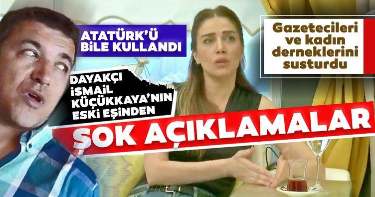 Fox TV'nin dayakçı sunucusu İsmail Küçükkaya'nın eski eşi Eda Demirci'den flaş açıklamalar!