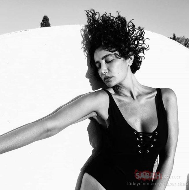 Şarkıcı Sıla Gençoğlu tekne pozu ile ağızları açık bıraktı! Sıla sosyal medyayı sere serpe uzandığı tekne pozu ile salladı!