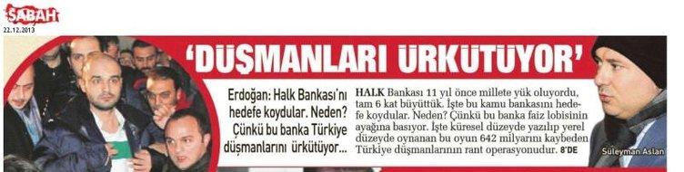 Arşivler unutmadı! Halkbank'ı böyle bitirmek istediler
