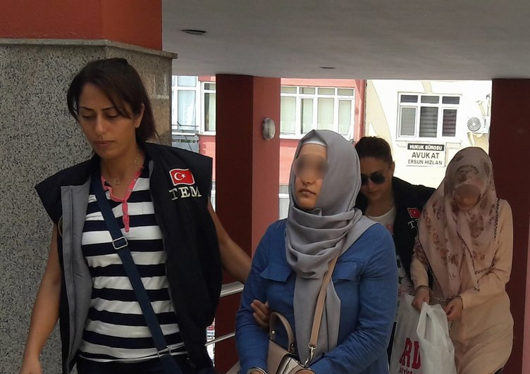 Vildan'ı kaçırdığı iddia edilenlerden 2'si yakalandı