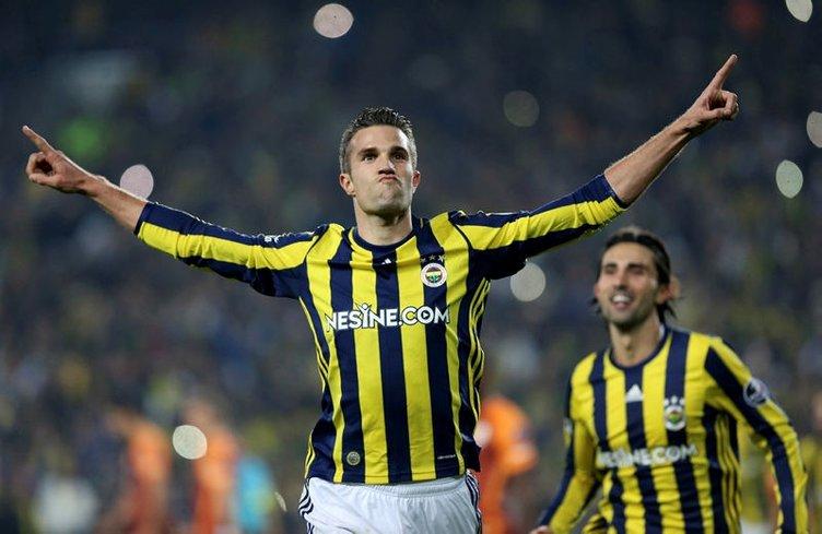 Fenerbahçe'de Van Persie giderse gelecek isim...