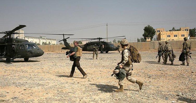 Telafer yakınlarında ABD'ye ait askeri bir üs inşa ediliyor
