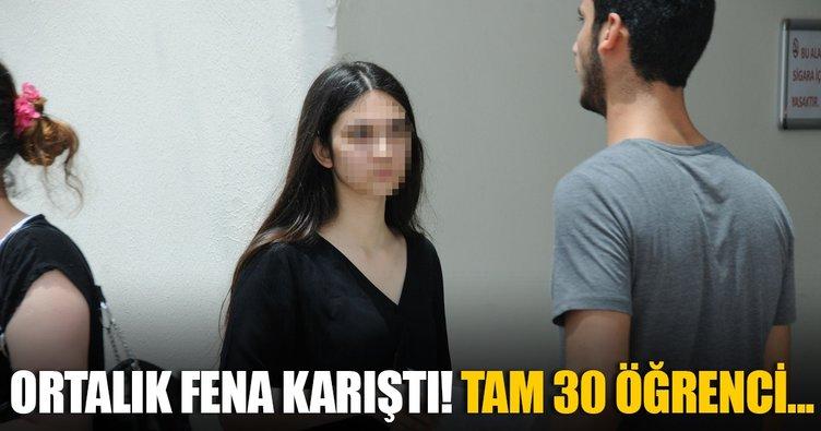 Adana'da karne dağıtımı sonrasında ortalık karıştı!