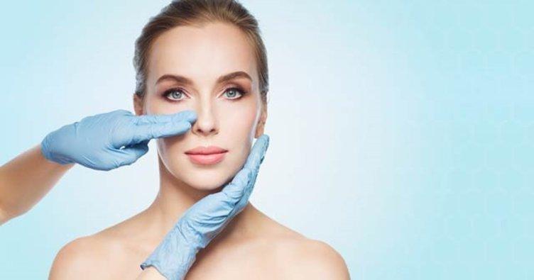 Yüz estetiğinde ''endoskopi'' avantajı