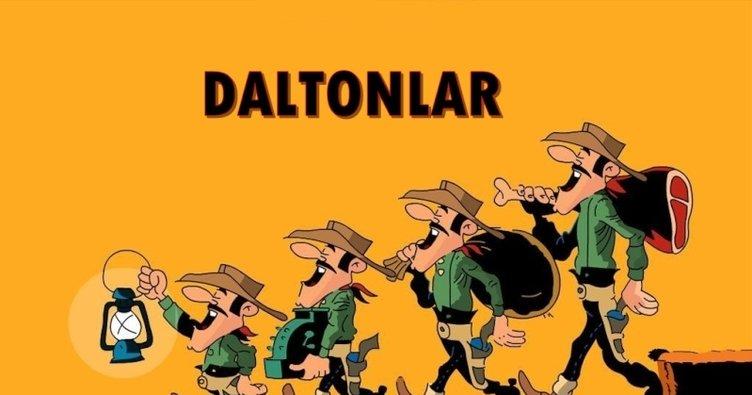 İpucu sorusu | Dalton kardeşlerin isimleri neler? Daltonlar'ın isimleri ve özellikleri