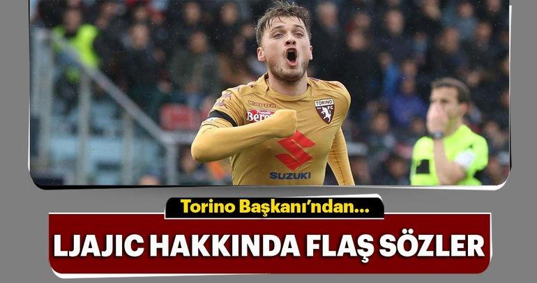 Torino Başkanı'ndan Ljajic açıklaması