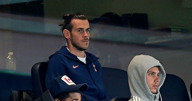 Manchester United için flaş Gareth Bale itirafı! Helikopterle...