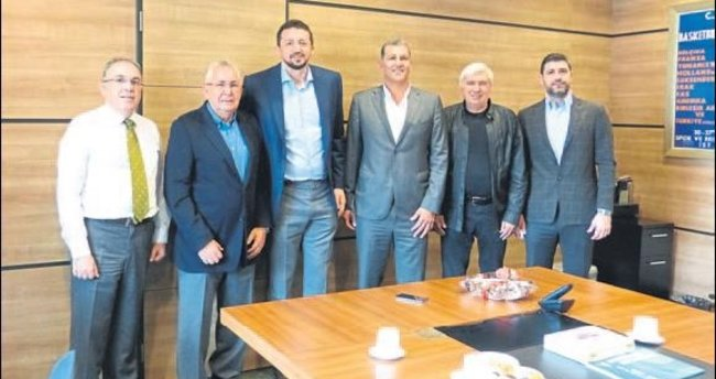 Antalyaspor'dan Türkoğlu'na önemli ziyaret