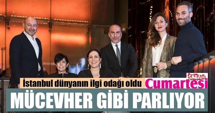 İstanbul mücevher gibi parlıyor!