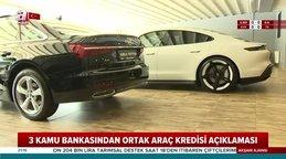Ziraat Bankası, Halkbank ve Vakıfbank'tan flaş karar! 6 otomobil markası zam yaptığı için kredi paketinden çıkarıldı | Video