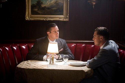 J. Edgar filminden kareler