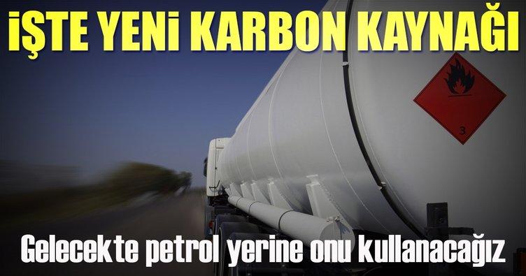 Yeni karbon kaynağı doğalgaz