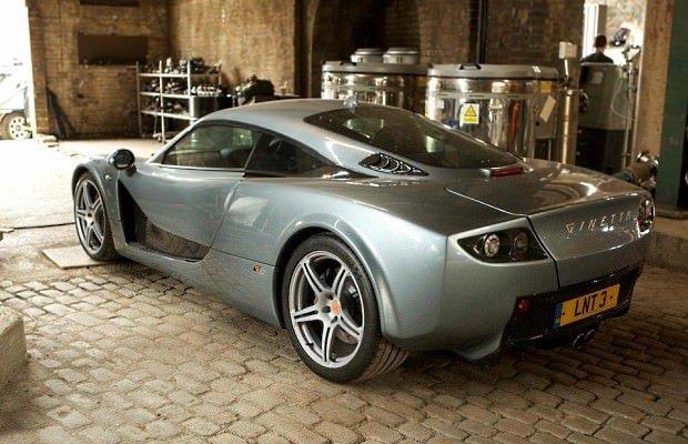 En hızlı ve en öfkeli otomobiller