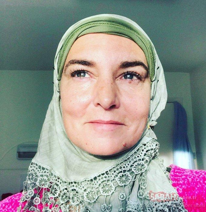 Müslüman olan Sinead O'Connor yeni adıyla Shuhada Sadaqat: Müslüman olduğum için gurur duyuyorum!