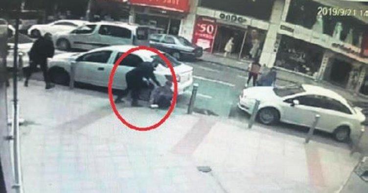 Kuaför çırağına silahlı saldırı