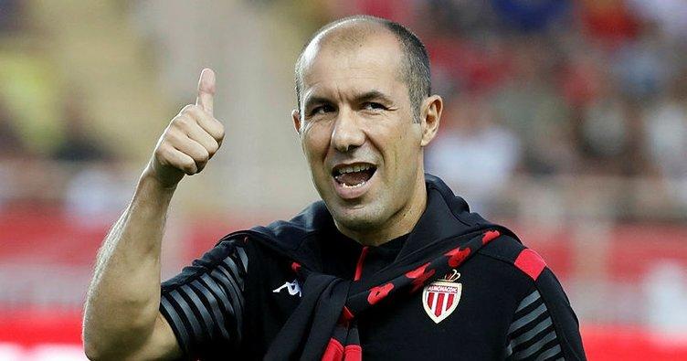 Monaco Teknik Direktörü Leonardo Jardim'den flaş Falcao açıklaması