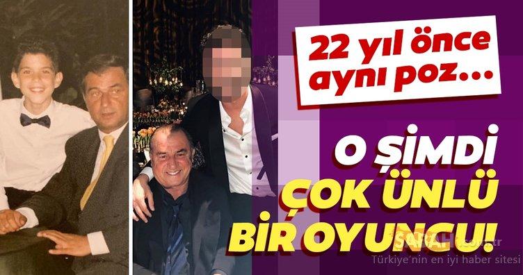 Hekimoğlu'nun Mehmet Ali'si Kaan Yıldırım geçmişi ile dikkat çekti... İşte Hekimoğlu dizisinin yakışıklı oyuncusu Kaan Yıldırım'ın 22 yıl önceki hatırası...