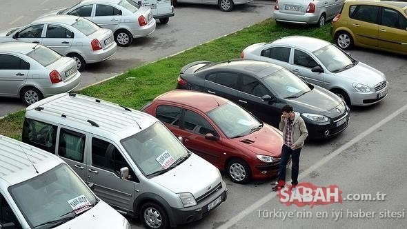 İkinci el araba alırken bunlara dikkat edin! İkinci el otomobilde oyuna gelmeyin!