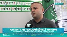 Takımı Süper Lig'de tutmak istiyoruz