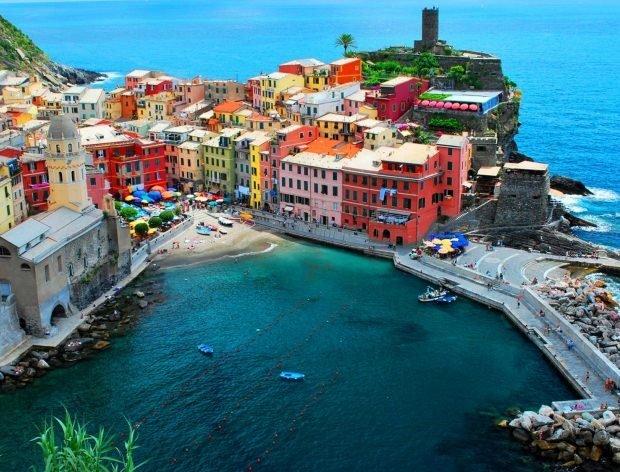 Dünya'nın en renkli 10 yeri