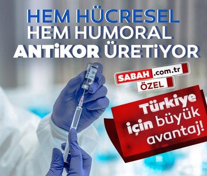 Türkiye için büyük avantaj! Sputnik V aşısı hem hücresel hem humoral antikor üretiyor...
