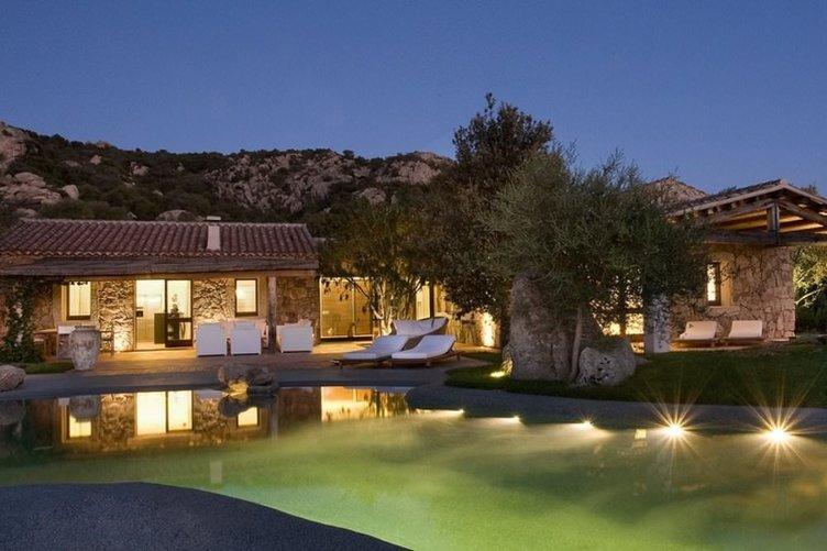 Sıradışı güzellikte bir villa