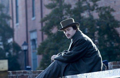 Lincoln filminden kareler