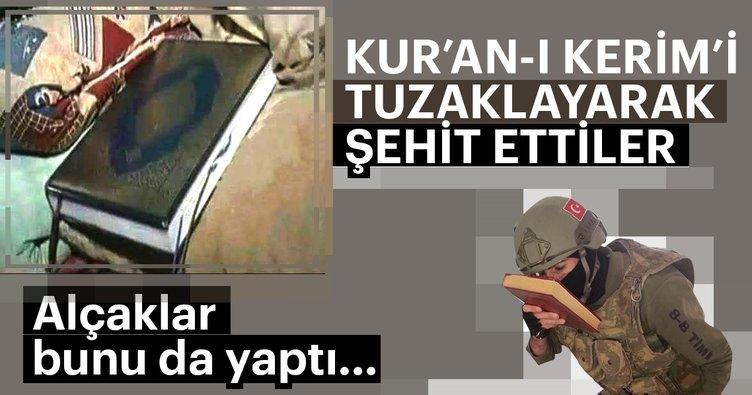 Orhan Sürmen'i Kur'an-ı Kerim'i tuzaklayarak şehit etmişler