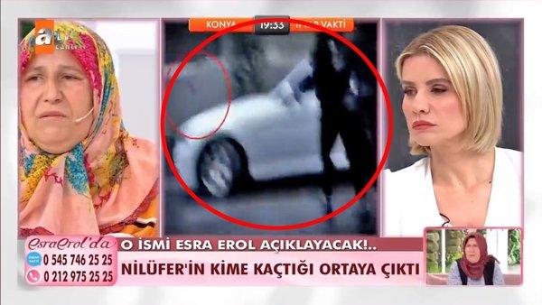 Türkiye Esra Erol'daki şok görüntüleri konuşacak! Nilüfer'den annesi Hayriye'ye çirkin saldırı