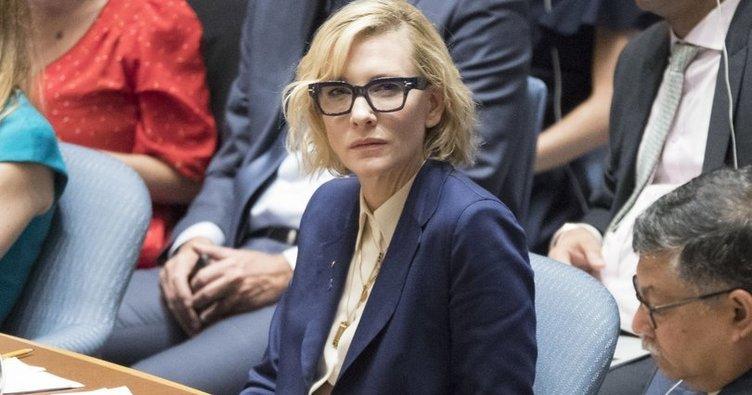Cate Blanchett'ten Arakanlı Müslümanlar için dikkat çeken konuşma!