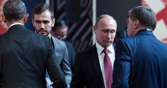 Putin ve Obama'dan sürpriz görüşme
