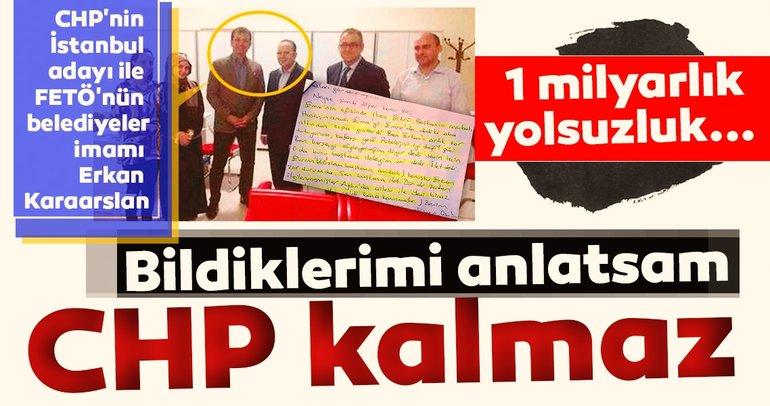 Bildiklerimi anlatsam CHP diye bir parti kalmaz
