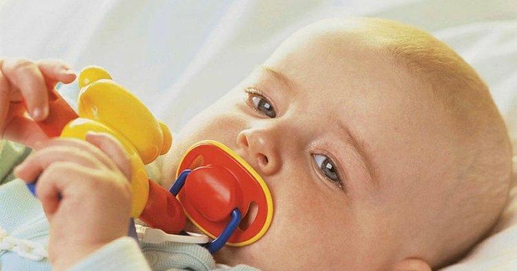 Bebeklerde emzik uygunluğuna dikkat!