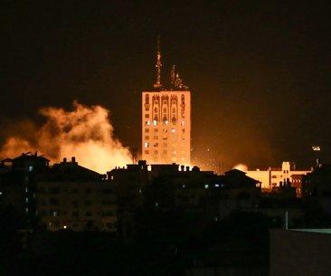 İsrail'in son Gazze saldırısının geride...