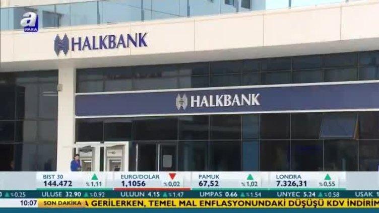 Halkbank davası durduruldu