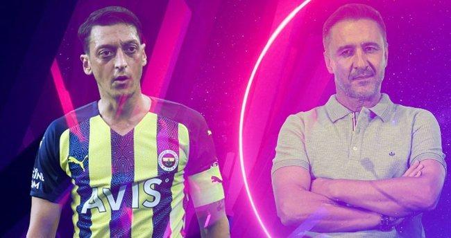 Fenerbahçe'deki Mesut Özil - Pereira gerçeği ortaya çıktı! Sivasspor maçında oyundan alınması...