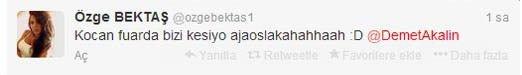 Demet Akalın'ı çileden çıkaran tweet