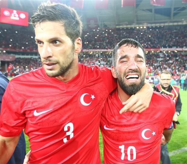 Arda Turan böyle ağladı