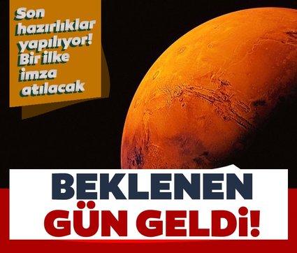 Mars helikopteri Ingenuity bugün uçacak! Peki Ingenuity'nin uçuşu saat kaçta gerçekleşecek?