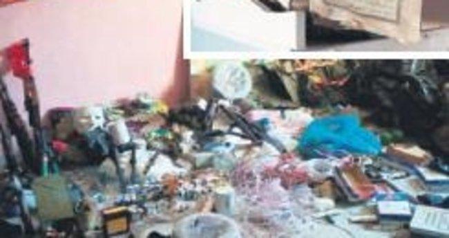 Kuran-ı Kerim'e bomba koymuşlar