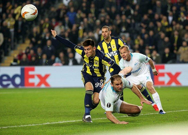 Zenit - Fenerbahçe maçı ne zaman saat kaçta hangi kanalda? Muhtemel 11...