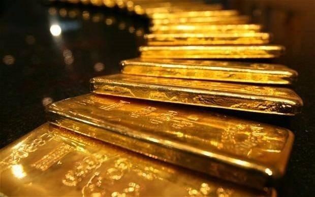Dünyada bulunan altın mıktarının tam 200 katı orada bulunuyor