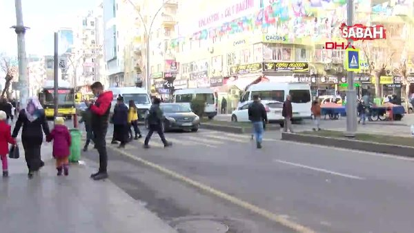 Son dakika: Suriye'deki 5.2'lik deprem Türkiye'nin güneydoğusundaki illerde de hissedildi  | Video