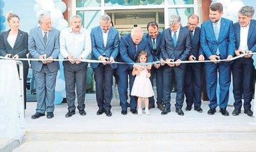 Hassa SGK binası hizmete açıldı
