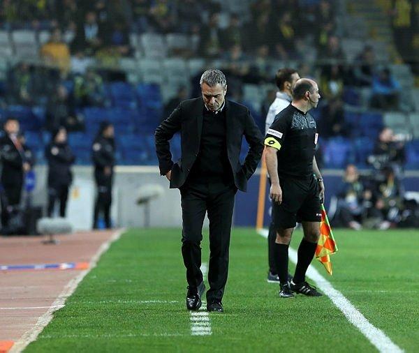 Son dakika! Fenerbahçe'den flaş Ersun Yanal açıklaması