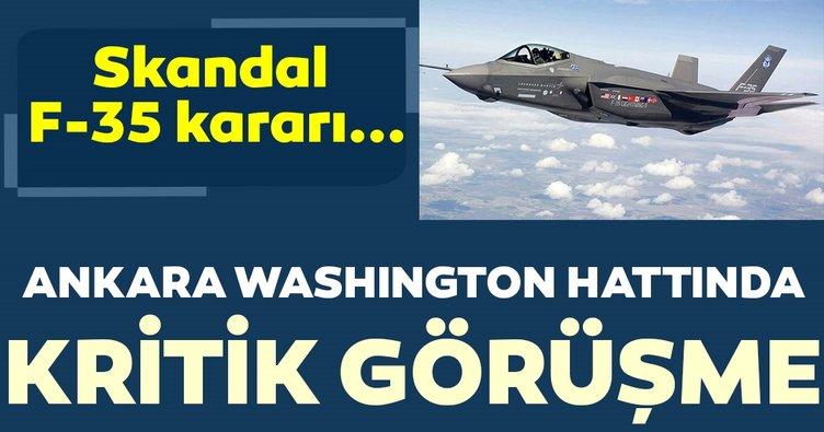 Türkiye ile ABD arasındaki kritik telefon görüşmesi