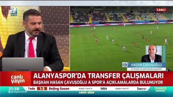 Alanyaspor'dan Caulker açıklaması! Fenerbahçe...