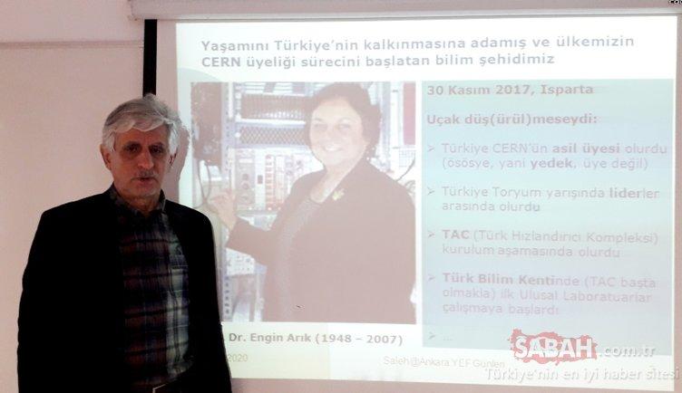 Son dakika haberi | Prof. Dr. Engin Arık'ın rüyası gerçek oluyor! Türkiye'nin 100 yıllık enerji ihtiyacını karşılayacak.